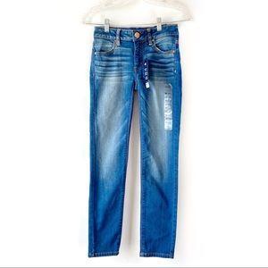 NEW American Eagle Jegging Ankle Light Wash Jeans